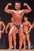 【2018東京オープン 70Kg】(16)松田輔(34才/171cm/70kg/ボ歴:3年)