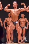 【2018東京オープン 70Kg】(23)森岡亮太(21才/172cm/68kg/ボ歴:1年)