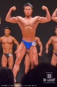 【2018東京オープン 70Kg】(25)城谷崇仁(31才/173cm/69kg/ボ歴:5年)