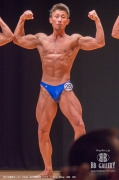 【2018東京オープン 70Kg】(26)岡宮翔太(27才/174cm/69kg/ボ歴:3年)