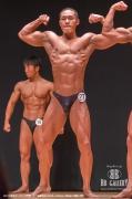 【2018東京オープン 70Kg】(27)加藤哲夫(31才/174cm/69kg/ボ歴:7年)