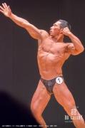 【2018東京オープン 70Kg 決勝FP】(1)花島淳(42才/163cm/70kg/ボ歴:5年)