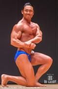 【2018東京オープン 70Kg 決勝FP】(3)金精鍚(40才/164cm/69kg/ボ歴:12年)