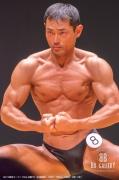 【2018東京オープン 70Kg 決勝FP】(8)菅原直人(39才/168cm/68kg/ボ歴:5年)