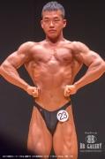 【2018東京オープン 70Kg 決勝FP】(23)森岡亮太(21才/172cm/68kg/ボ歴:1年)
