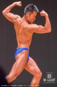 【2018東京オープン 70Kg 決勝FP】(25)城谷崇仁(31才/173cm/69kg/ボ歴:5年)