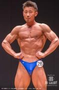 【2018東京オープン 70Kg 決勝FP】(26)岡宮翔太(27才/174cm/69kg/ボ歴:3年)