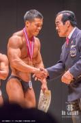 【2018東京オープン 70Kg 表彰】(5)野口将汰(22才)