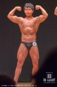 【2018東京オープン 75Kg】(2)堧水尾竜太(36才/170cm/71kg/ボ歴:1年)