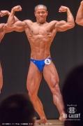 【2018東京オープン 75Kg】(4)加藤純基(31才/172cm/72kg/ボ歴:5年)