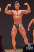 【2018東京オープン 75Kg】(6)永田綾典(33才/172cm/ー/ボ歴:3年)