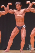 【2018東京オープン 75Kg】(9)伊藤猛将(41才/175cm/74kg/ボ歴:3年)