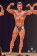 【2018東京オープン 75Kg】(12)中山翔二(39才/177cm/74kg/ボ歴:22年)