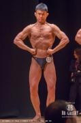 【2018東京オープン 75Kg】(13)平野正洋(51才/178cm/75kg/ボ歴:6年)