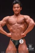 【2018東京オープン 75Kg 決勝FP】(1)奥志哉(22才/170cm/74kg/ボ歴:2年)
