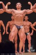 【2018東京オープン 75Kg超】(11)栗林暉(27才/180cm/90kg/ボ歴:12年)