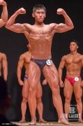【2018東京オープン 75Kg超】(13)盧銀海(19才/180cm/80kg/ボ歴:1年)