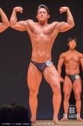 【2018東京オープン 75Kg超】(14)黒木浩一(33才/181cm/78kg/ボ歴:1年)