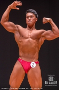 【2018東京オープン 75Kg超 決勝FP】(2)清水隆太郎(24才/170cm/75kg/ボ歴:1年)