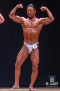 【2018東京オープン 40才】(2)内山章(44才/169cm/65kg/ボ歴:4年)