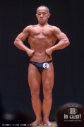 【2018東京オープン 40才】(6)大橋高(41才/172cm/72kg/ボ歴:2年)