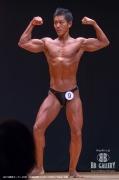 【2018東京オープン 40才】(9)鵜飼克則(41才/175cm/70kg/ボ歴:4年)