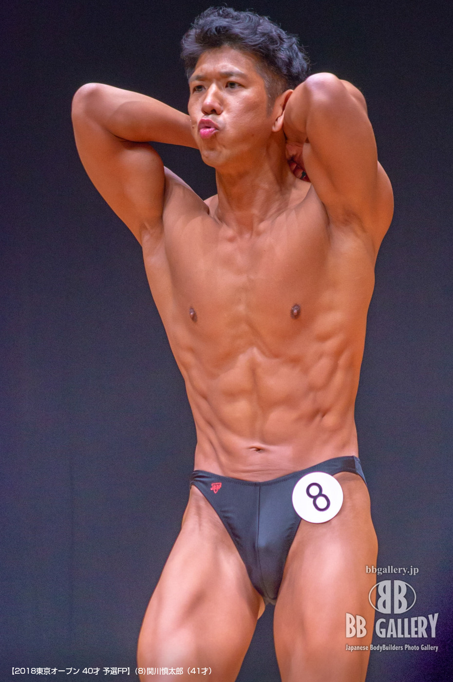 【2018東京オープン 40才 予選FP】(8)関川慎太郎(41才)
