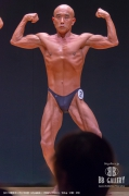 【2018東京オープン 50才】(2)山田太一(55才/166cm/60kg/ボ歴:3年)