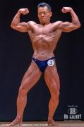 【2018東京オープン 50才】(3)海野文昭(54才/167cm/71kg/ボ歴:3年)