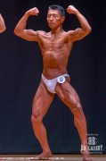 【2018東京オープン 50才】(9)金子肇(56才/170cm/64kg/ボ歴:5年)