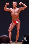 【2018東京オープン 50才】(14)田中和也(49才/174cm/63kg/ボ歴:4年)