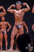【2018東京オープン 50才】(15)外山正美(56才/174cm/62kg/ボ歴:5年)