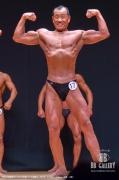 【2018東京オープン 50才】(17)泉幸二(57才/176cm/68kg/ボ歴:4年)