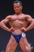 【2018東京オープン 50才 決勝FP】(3)海野文昭(54才/167cm/71kg/ボ歴:3年)