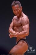 【2018東京オープン 50才 決勝FP】(5)工藤雅樹(51才/168cm/65kg/ボ歴:10年)