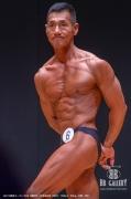 【2018東京オープン 50才 決勝FP】(6)坂本弘幸(56才/169cm/63kg/ボ歴:3年)