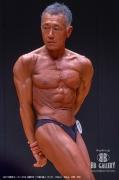 【2018東京オープン 50才 決勝FP】(7)野口直人(51才/169cm/65kg/ボ歴:5年)