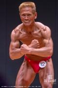 【2018東京オープン 50才 決勝FP】(12)関口富義(53才/173cm/65kg/ボ歴:27年)