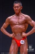 【2018東京オープン 50才 決勝FP】(14)田中和也(49才/174cm/63kg/ボ歴:4年)