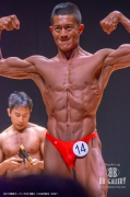 【2018東京オープン 50才 表彰】(14)田中和也(49才)