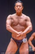 【2018東京オープン 50才 予選FP】(13)増井芳和(51才)