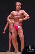 【2018東京オープン 60才】(4)清田良輝(62才/167cm/62kg/ボ歴:3年)