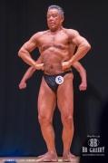 【2018東京オープン 60才】(5)峰村秀行(69才/168cm/70kg/ボ歴:12年)