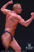 【2018東京オープン 60才 決勝FP】(8)ストラウド・ポール(62才/185cm/81kg/ボ歴:3年)