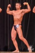 【2019日本マスターズ 50才】(112)池上健(58才/165cm/62kg/長野:サンプレイフィットネスセンター)
