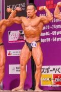 【2019日本マスターズ 50才】(114)村松幸大(53才/165cm/70kg/埼玉:ウインスポーツクラブ)