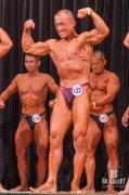 【2019日本マスターズ 50才】(122)久保田宏之(55才/170cm/70kg/静岡:BISONトレーニングジム)