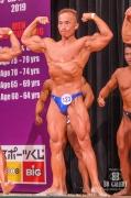 【2019日本マスターズ 50才】(123)塚本健二(51才/170cm/68kg/岡山:エイブルスポーツクラブ)
