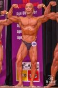 【2019日本マスターズ 60才】(86)片川淳(62才/170cm/69kg/山口:Team焔神(チーム・エンジン))