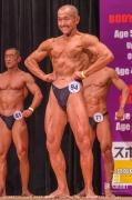 【2019日本マスターズ 60才】(94)山本一郎(60才/173cm/73kg/茨城:ゴールドジムサイタマスーパーアリーナ)